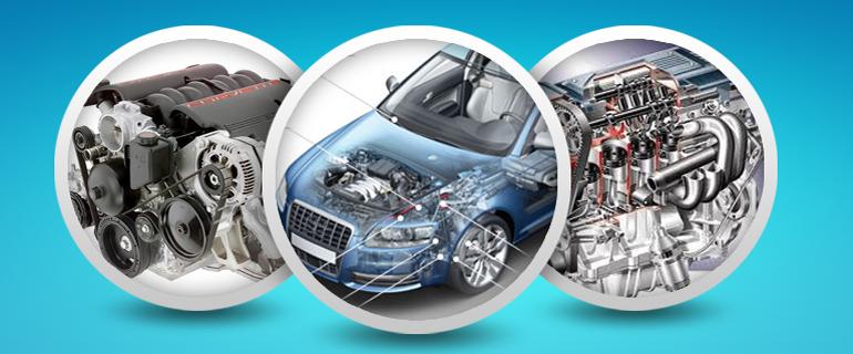 Seven Essential Auto Spare Parts